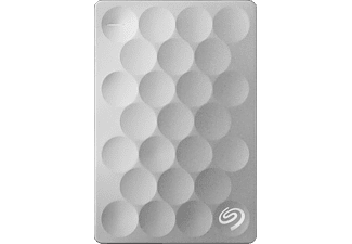 SEAGATE STEH1000200 Backup Plus Ultra Slim 1TB USB 3.0 Gümüş Harici Hard Disk