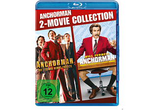 Anchorman Box - (Blu-ray)