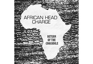 African Head Charge - Return Of The Crocodile (LP+MP3) - (LP + Download)
