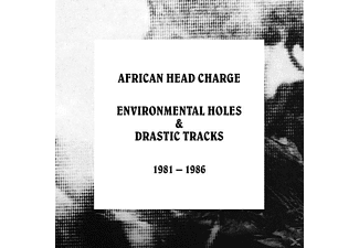 African Head Charge - Environmental Holes & Drastic Tracks: 1981-1986 - (CD)