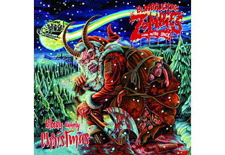 Bloodsucking Zombies From Outer Space - Bloody Unholy Christmas - (CD)