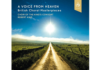 Choir of the King's Consort / Robert King - A Voice from Heaven - (CD)