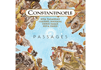 Constantinople - Passages - (CD)