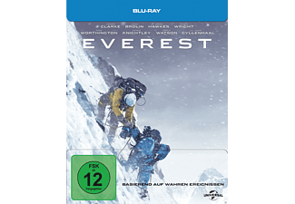 Everest (Exklusive Steel-Edition) - (Blu-ray)