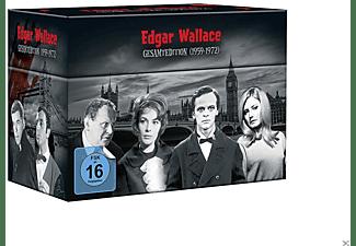 Edgar Wallace Gesamtedition (1959-1972) [DVD]
