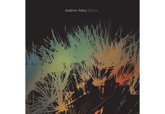 Andrew Paley - Sirens - (CD)