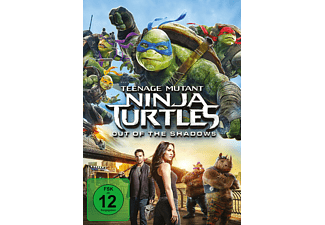 Teenage Mutant Ninja Turtles - out of the Shadows [DVD]