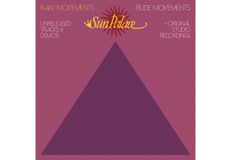 Sunpalace - Raw Movements/Rude Movements - (Vinyl)