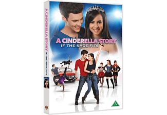 A Cinderella Story: If the Shoe Fits Familj DVD