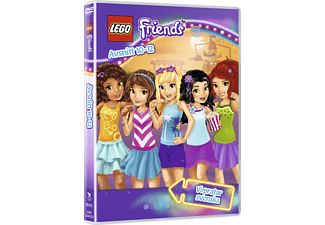 Lego Friends Animation / Tecknat DVD