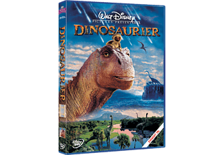 Dinosaurier Animation / Tecknat DVD