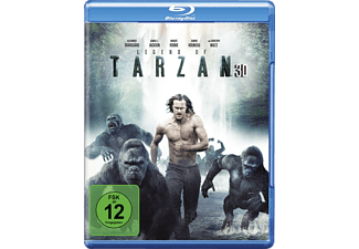 Legend of Tarzan - (3D Blu-ray (+2D))