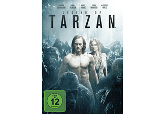 Legend of Tarzan - (DVD)