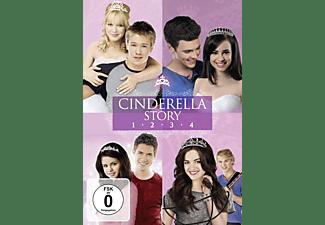 Cinderella Story Boxset 1-4 - (DVD)