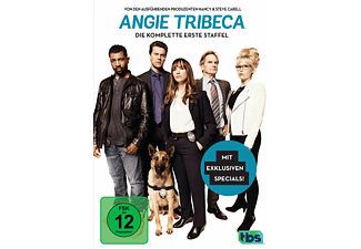 Angie Tribeca - Staffel 1 [DVD]