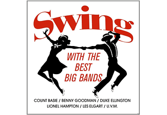 VARIOUS - Swing With The Best Big Bands [Vinyl]