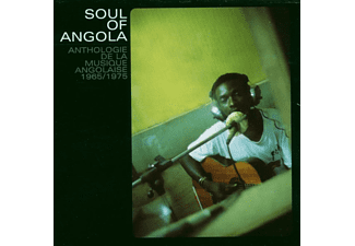 Various - Soul Of Angola/Anthologie De La Musique Angolaise - (CD)