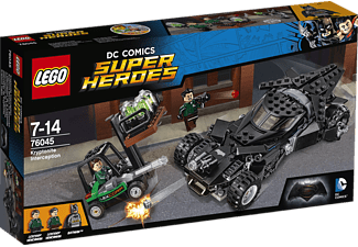 LEGO Kryptonit-Mission im Batmobil (76045)