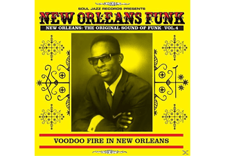 New Orleans Funk 4 - New Orleans Funk 4 - (CD)