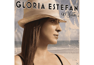 Gloria Estefan - 90 Millas+2 - (CD)