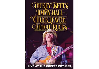 Dickey Betts - Live At The Coffee Pot 1983 - (DVD)