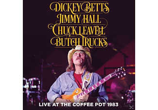 Dickey Betts, Jimmy Hall, Chuck Leavell, Butch Trucks - Live At The Coffee Pot 1983 - (CD)