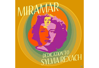 Miramar - Dedication To Sylvia Rexach - (CD)