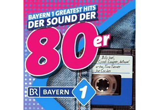 VARIOUS - Bayern 1: Greatest Hits, Der Sound Der 80er - (CD)