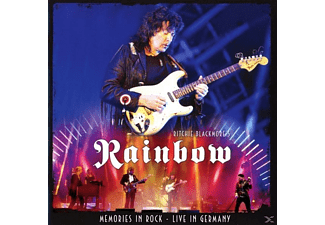 Ritchie Blackmore's Rainbow - Memories In Rock-Live In Germany - (CD)