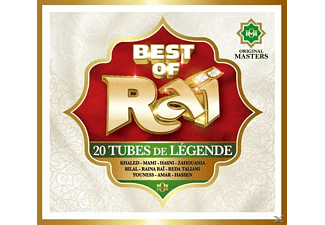 VARIOUS - Best Of Rai-20 Legendary Hits - (CD)