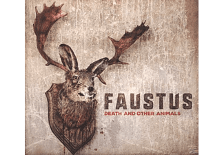 Faustus - Death And Other Animals - (CD)