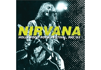 Nirvana - Hollywood Rock Festival,Rio '93 - (CD)