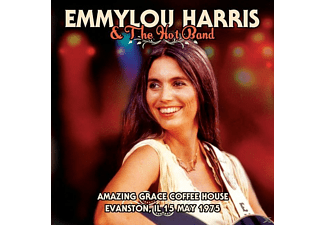 Emmylou Harris - Amazong Grace Coffee House 1975 - (Vinyl)