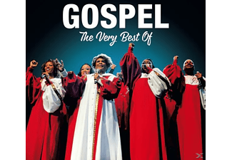 VARIOUS - Gospel-The Very Best Of - (CD)