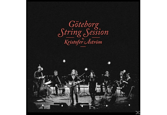 Kristofer/göteburg Symphony Orchestra Aström - Göteborg String Session - (LP + DVD Video)