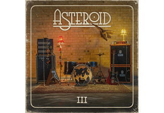 Asteroid - 3 - (CD)