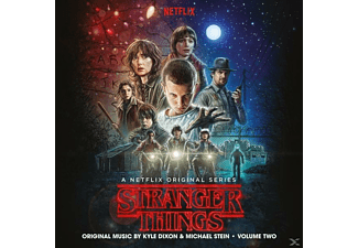 Kyle Dixon, Michael Stein - Stranger Things Season 1,Vol.2 (OST) - (CD)