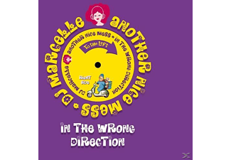 Another Nice Mess, Dj Marcelle - In The Wrong Direction - (Vinyl)