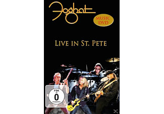 Foghat - Live In St.Pete (DVD) - (DVD)