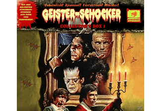 Geister-Schocker Collector's Box 1 (Folge 1-3) - 3 CD - Horror