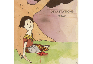 Devastations - COAL - (CD)