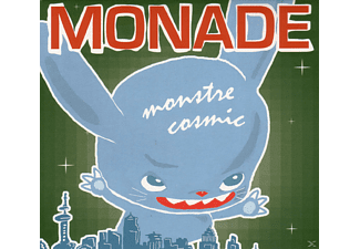 Monade - MONSTRE COSMIQUE - (CD)