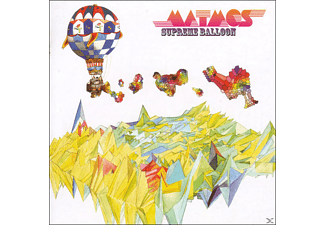 Matmos - SUPREME BALLOON - (CD)