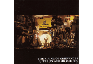 Titus Andronicus - The Airing Of Grievances - (CD)