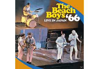 The Beach Boys - Live In Japan 66 (Lim.180 Gr.Coloured Vinyl) - (Vinyl)