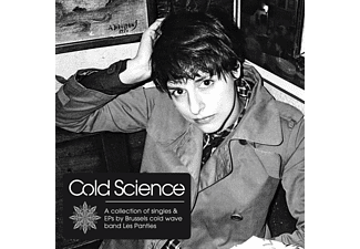 Les Panties - Cold Science - (CD)