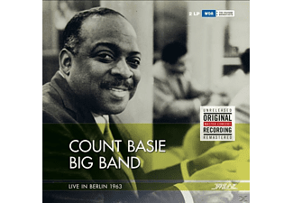 Count Basie - Count Basie Big Band-Live in Berlin 1963 - (Vinyl)