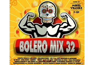 VARIOUS - Bolero Mix 32 - (CD)