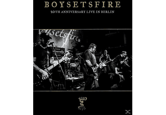 Boysetsfire - 20th Anniversary Live In Berlin - (DVD)