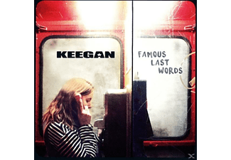 Keegan - Famous Last Words - (CD)